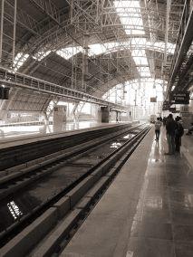 Alandur Metro Station, Chennai
