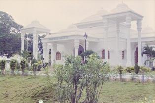 Monument Near Kallanai, Trichy