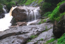 Aattukadu Waterfalls