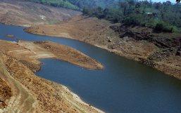 Sholayar Reservoir